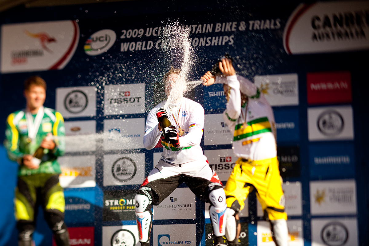 2009 World Champs, Canberra Australia